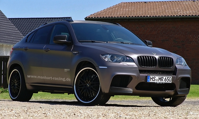 Каталог джипів 2011 Bmw X6 M Manhart Racing M6xr Twin Turbo